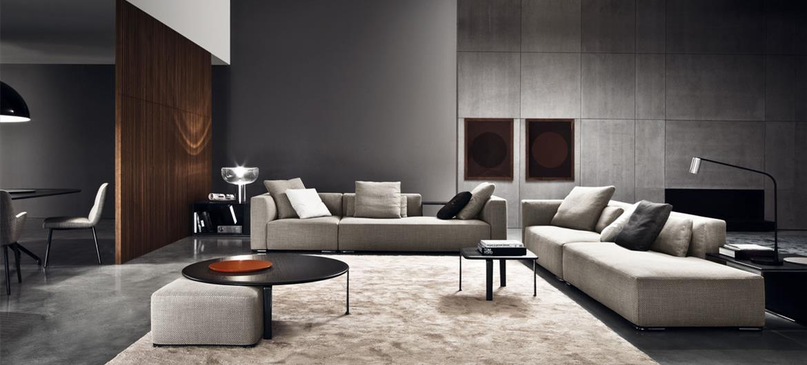 Minotti for Minotti outlet italy